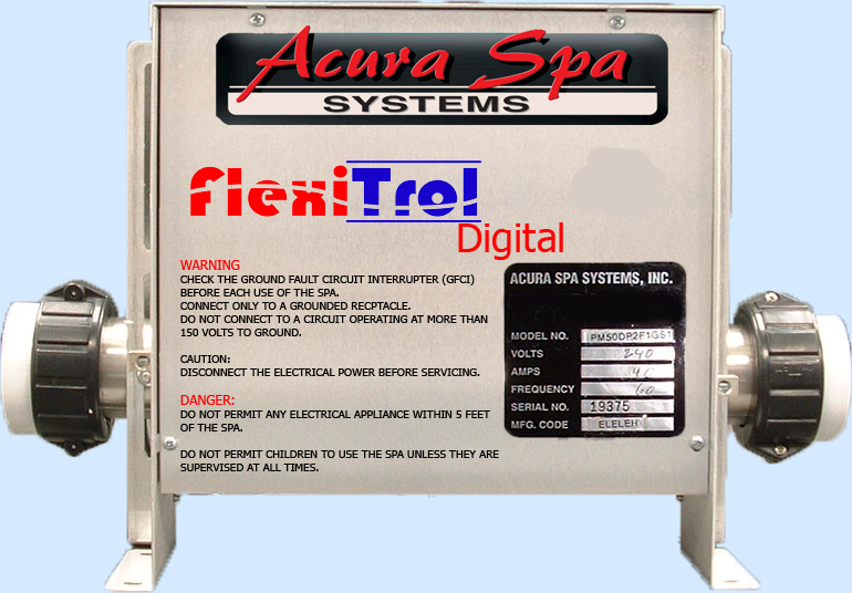 Spa Control For  269 95 Free Freight  Hot Tub Control For