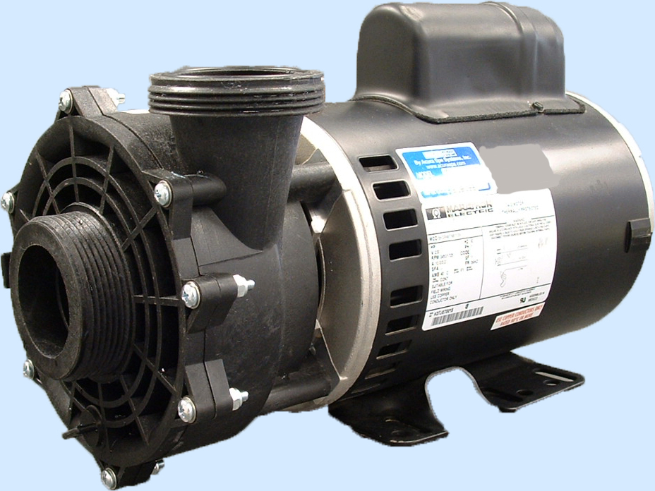 Spa Pump And Motor  114 95 Free Freight Mfg Direct Why Pay